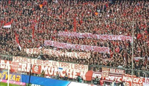 Bayern Ultras Speziale libero