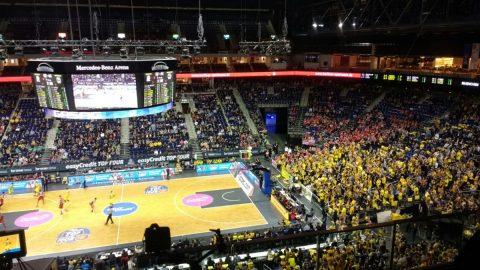 TopFour BBL 2017 Alba Bayern Telekom easycredit