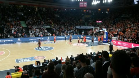 Ratiopharm Ulm Basketball BBL-Playoffs