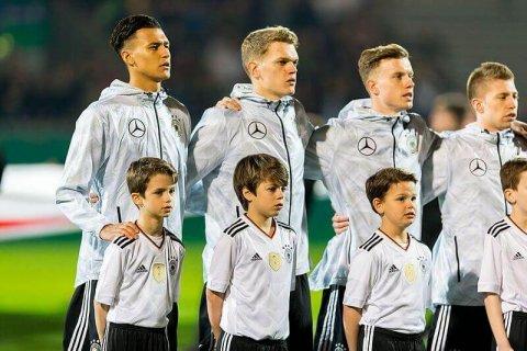 U21 Deutschland Ginter Fußball Sane Can Kimmich